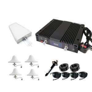 Amplificador de máximo poder de banda Dual